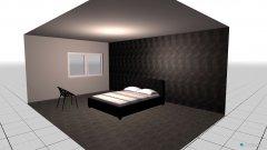 Raumgestaltung Hotel zimme r in der Kategorie Arbeitszimmer