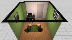 Raumgestaltung hummel in der Kategorie Arbeitszimmer