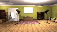 Raumgestaltung husseinproj1 in der Kategorie Arbeitszimmer