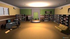 Raumgestaltung husseinproj2 in der Kategorie Arbeitszimmer
