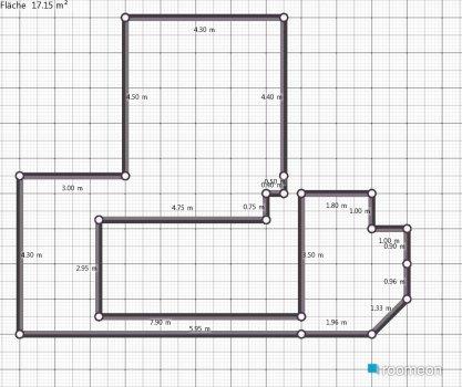 Raumgestaltung hyghygh in der Kategorie Arbeitszimmer