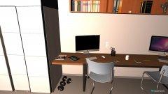 Raumgestaltung intrak in der Kategorie Arbeitszimmer