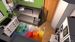 Raumgestaltung irgendein Zimmer in der Kategorie Arbeitszimmer