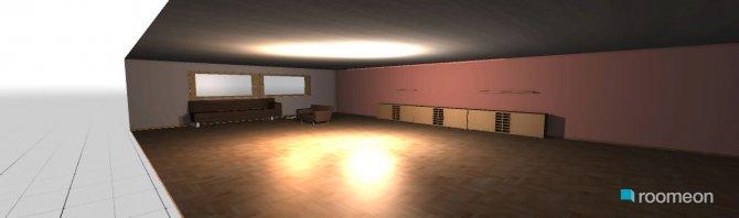 Raumgestaltung ivette1 in der Kategorie Arbeitszimmer