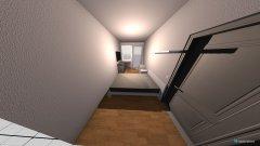 Raumgestaltung Jacky's Zimmer in der Kategorie Arbeitszimmer