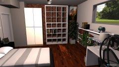 Raumgestaltung jannik versuch 1 in der Kategorie Arbeitszimmer