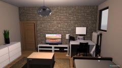 Raumgestaltung Jens Zimmer in der Kategorie Arbeitszimmer