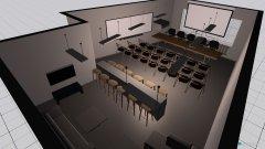 Raumgestaltung JF Raum in der Kategorie Arbeitszimmer