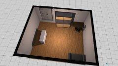 Raumgestaltung jjj in der Kategorie Arbeitszimmer