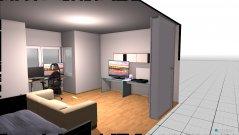 Raumgestaltung jm in der Kategorie Arbeitszimmer
