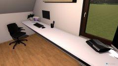 Raumgestaltung Jonas in der Kategorie Arbeitszimmer