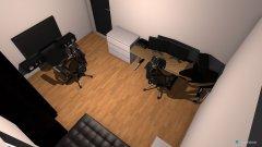 Raumgestaltung jugendzimmer in der Kategorie Arbeitszimmer