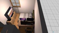Raumgestaltung Julian in der Kategorie Arbeitszimmer