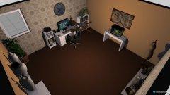 Raumgestaltung Kaity's Steampunk in der Kategorie Arbeitszimmer