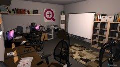 Raumgestaltung Kancel in der Kategorie Arbeitszimmer