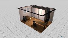 Raumgestaltung Kanzlei in der Kategorie Arbeitszimmer