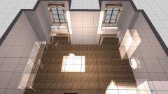 Raumgestaltung Kartenmacherwerkstatt in der Kategorie Arbeitszimmer