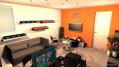 Raumgestaltung kartina2 in der Kategorie Arbeitszimmer