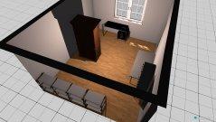 Raumgestaltung katrin büro in der Kategorie Arbeitszimmer