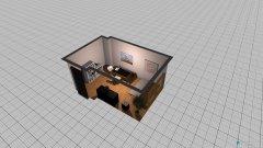 Raumgestaltung Katrin Praxis in der Kategorie Arbeitszimmer