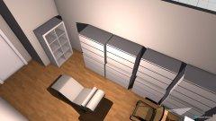 Raumgestaltung katrin zimmer in der Kategorie Arbeitszimmer