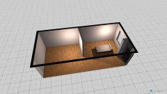 Raumgestaltung Keller rechts in der Kategorie Arbeitszimmer