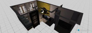 Raumgestaltung Kellerraum in der Kategorie Arbeitszimmer