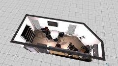 Raumgestaltung Kemwe Büro in der Kategorie Arbeitszimmer