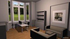 Raumgestaltung Kerstin's Büro in der Kategorie Arbeitszimmer