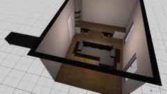 Raumgestaltung Kinoraum in der Kategorie Arbeitszimmer