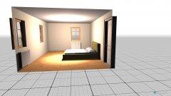 Raumgestaltung KiZi 1 in der Kategorie Arbeitszimmer