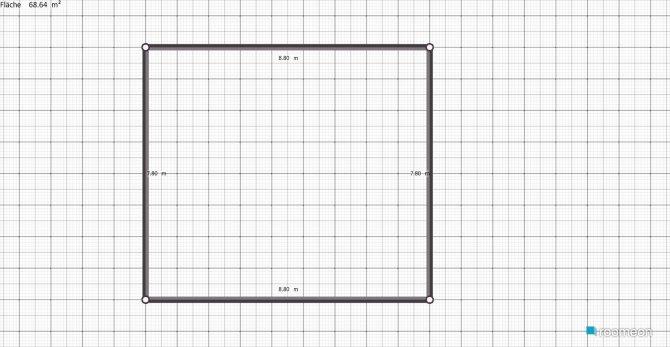Raumgestaltung Klassenraum in der Kategorie Arbeitszimmer