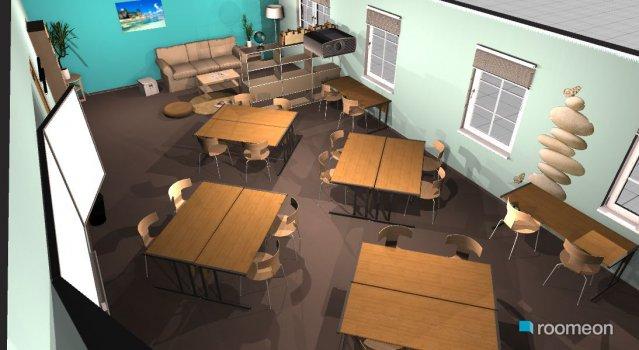 Raumgestaltung Klassenzimmer05 in der Kategorie Arbeitszimmer
