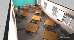 Raumgestaltung Klassenzimmer07 in der Kategorie Arbeitszimmer