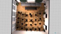 Raumgestaltung Klassenzimmer in der Kategorie Arbeitszimmer