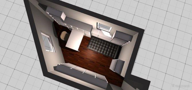 Raumgestaltung Klaus Az 1 in der Kategorie Arbeitszimmer