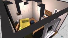 Raumgestaltung Klavierzimmer Version 2 in der Kategorie Arbeitszimmer