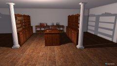 Raumgestaltung KLosterwelten in der Kategorie Arbeitszimmer