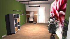 Raumgestaltung Kosmetik 1 in der Kategorie Arbeitszimmer