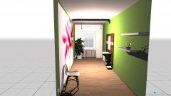 Raumgestaltung Kosmetik 2 in der Kategorie Arbeitszimmer