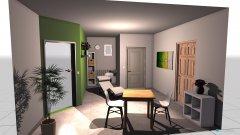 Raumgestaltung Kosmetik111 in der Kategorie Arbeitszimmer