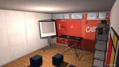 Raumgestaltung krea2 in der Kategorie Arbeitszimmer