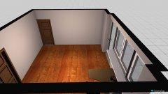 Raumgestaltung Kreativ-Room in der Kategorie Arbeitszimmer