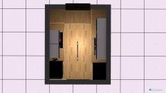 Raumgestaltung Küche in der Kategorie Arbeitszimmer