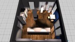 Raumgestaltung Laden mit Einrichtung in der Kategorie Arbeitszimmer
