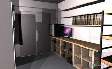 Raumgestaltung LAGER in der Kategorie Arbeitszimmer