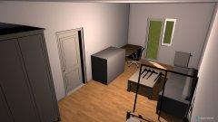 Raumgestaltung Langemarckstr in der Kategorie Arbeitszimmer