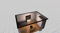 Raumgestaltung Lars Zuimmer in der Kategorie Arbeitszimmer