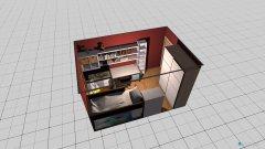 Raumgestaltung Laurin in der Kategorie Arbeitszimmer