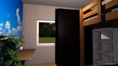 Raumgestaltung Lenas Zimmer in der Kategorie Arbeitszimmer